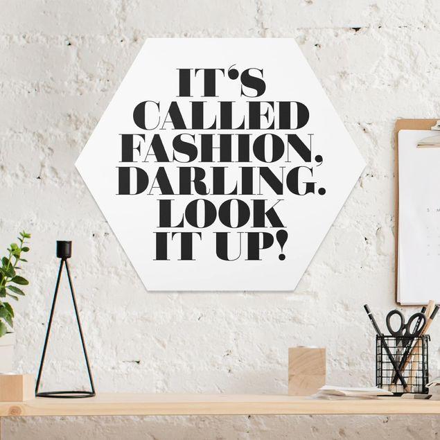 Esagono in forex - Si chiama Fashion, Darling