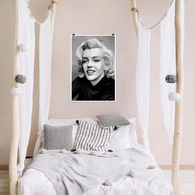 Poster - Marilyn privato - Verticale 3:2