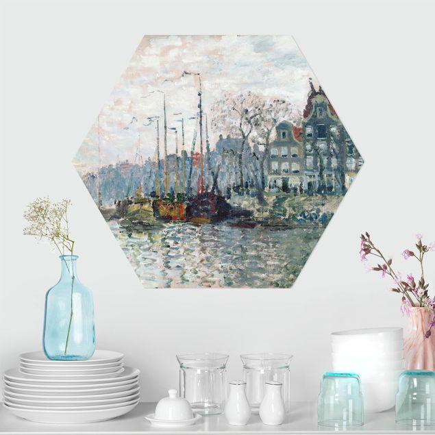 Esagono in forex - Claude Monet - Kromme Waal Amsterdam