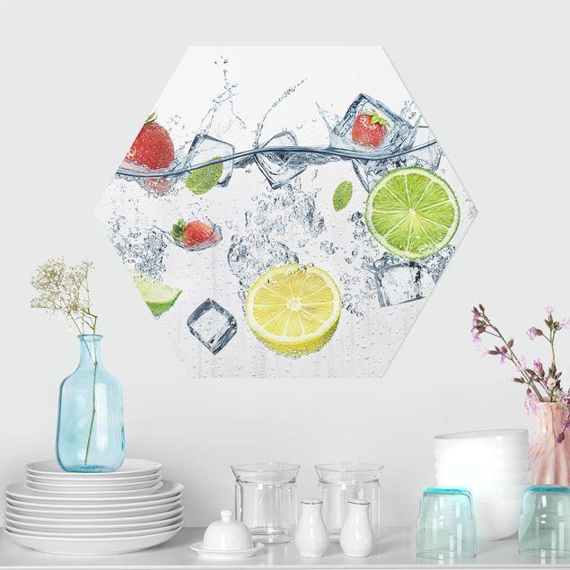 Esagono in forex - cocktail di frutta
