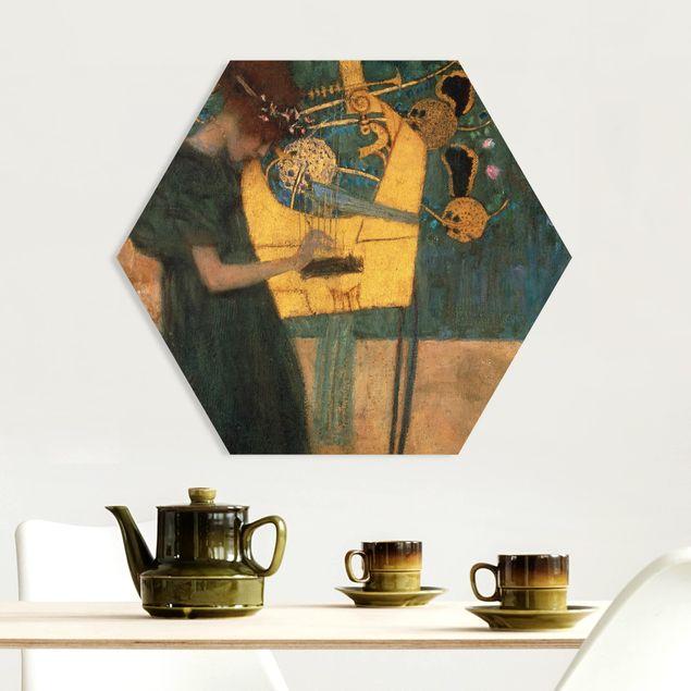 Esagono in forex - Gustav Klimt - The Musical