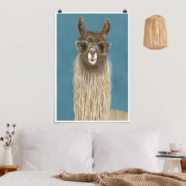 Poster - Lama con i vetri III - Verticale 3:2