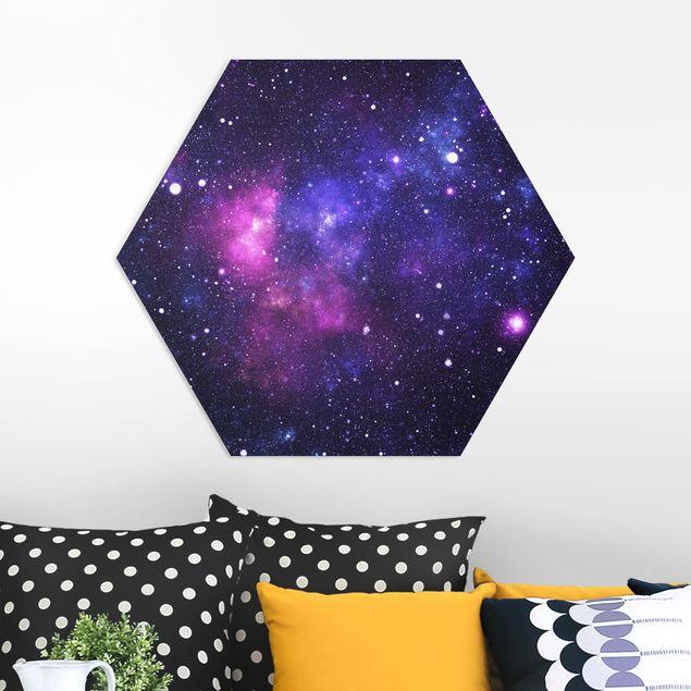 Esagono in forex - galassia