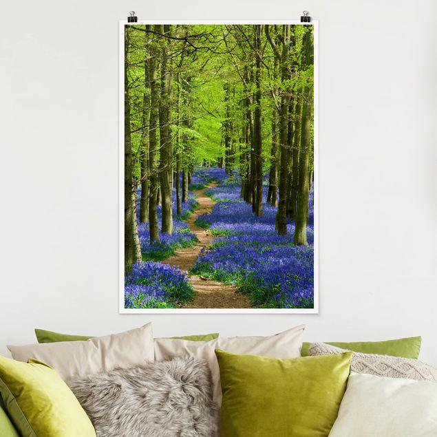 Poster - Escursioni in Hertfordshire - Verticale 3:2