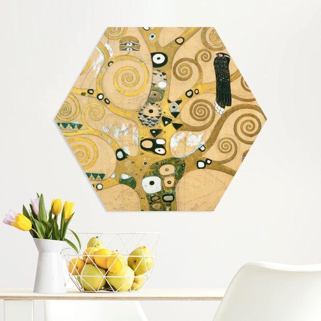 Esagono in forex - Gustav Klimt - Tree Of Life