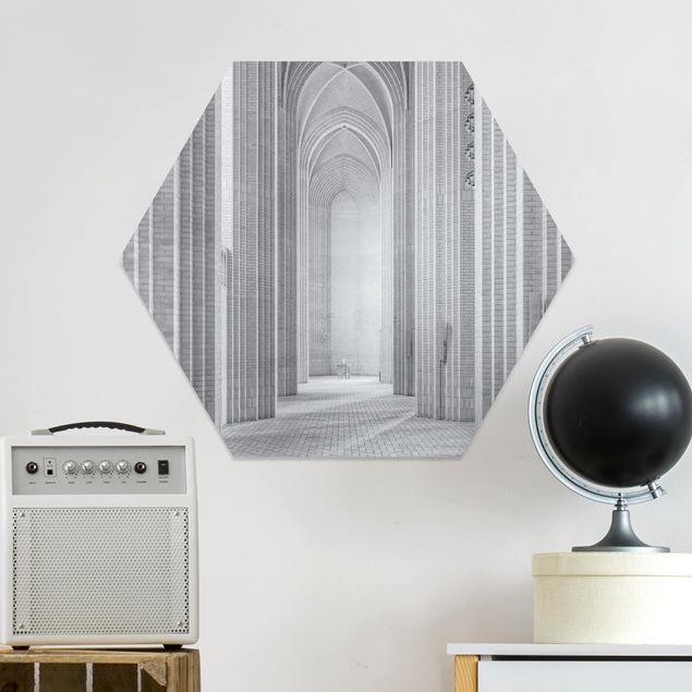 Esagono in forex - Chiostro Nel Grundtvig Kirke