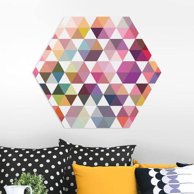 Esagono in forex - Hexagon sfaccettature