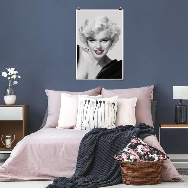 Poster - Marilyn sul divano - Verticale 3:2
