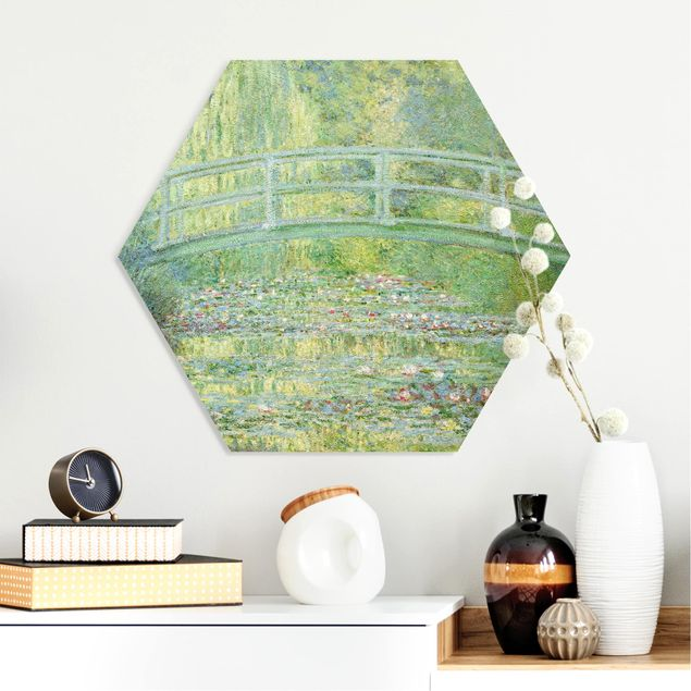 Esagono in forex - Claude Monet - Ponte giapponese