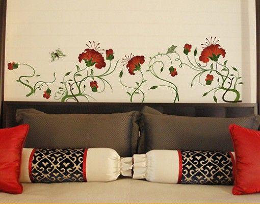 Adesivo murale no.314 Meadow Flowers