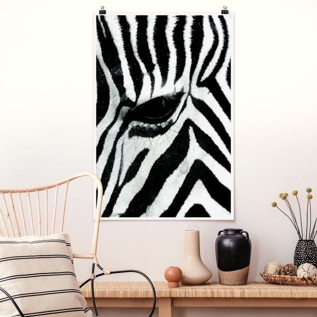 Poster - Zebra Crossing No.3 - Verticale 3:2