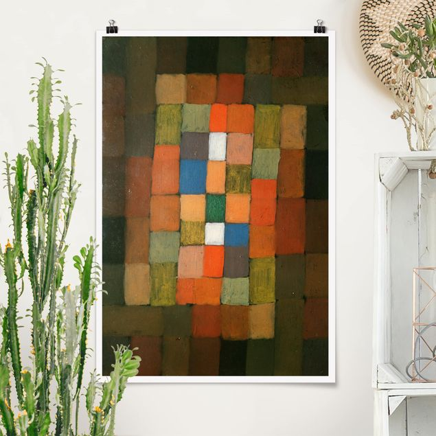 Poster - Paul Klee - Aumento - Verticale 3:2