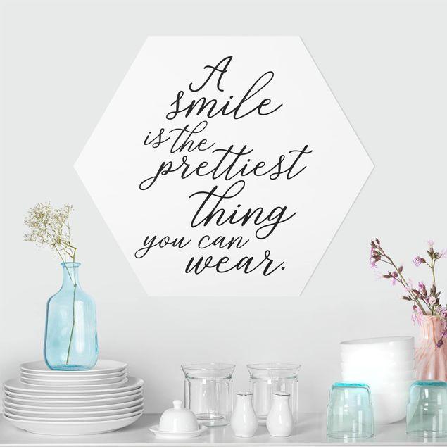 Esagono in forex - Un sorriso è la più bella cosa