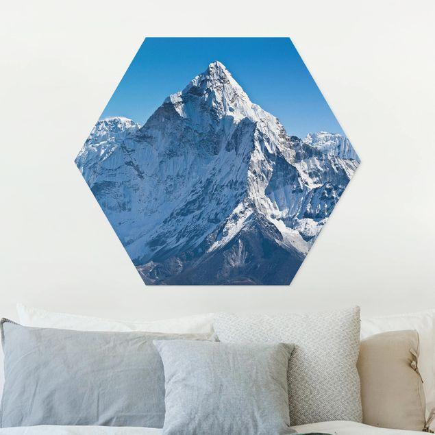 Esagono in forex - L'Himalaya