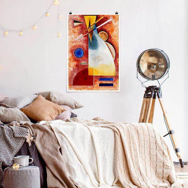 Poster - Wassily Kandinsky - Incrociare - Verticale 3:2