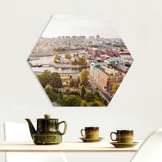 Esagono in forex - Città di Mosca