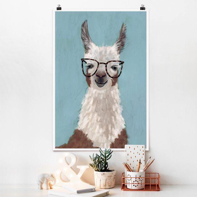 Poster - Lama con i vetri II - Verticale 3:2