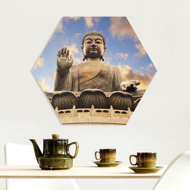 Esagono in forex - Big Buddha