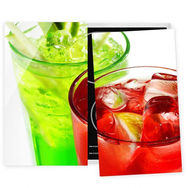Coprifornelli in vetro - Fresh Cocktails