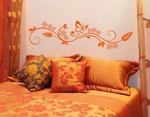 Adesivo murale - Blütenrausch