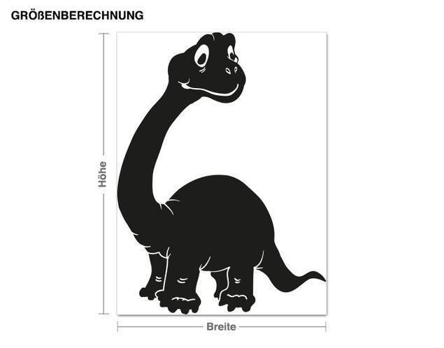 Adesivo murale - Brachiosaurus