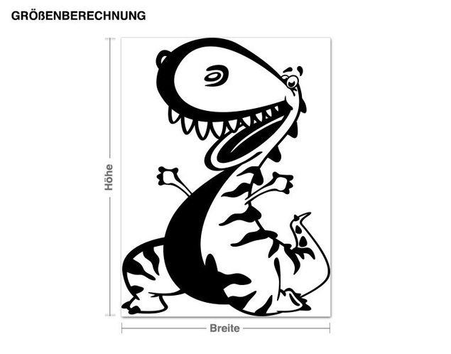 Adesivo murale - Dino