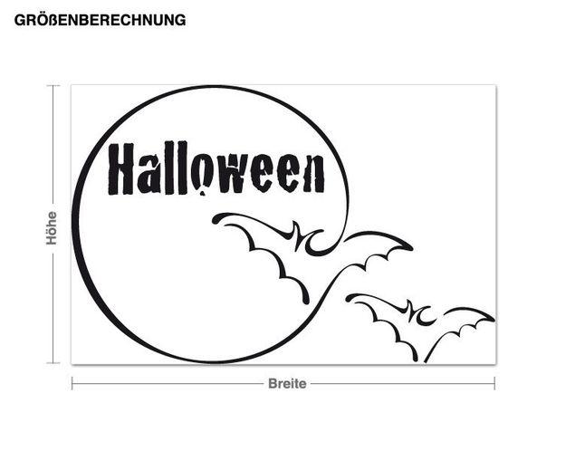 Adesivo murale - Halloween