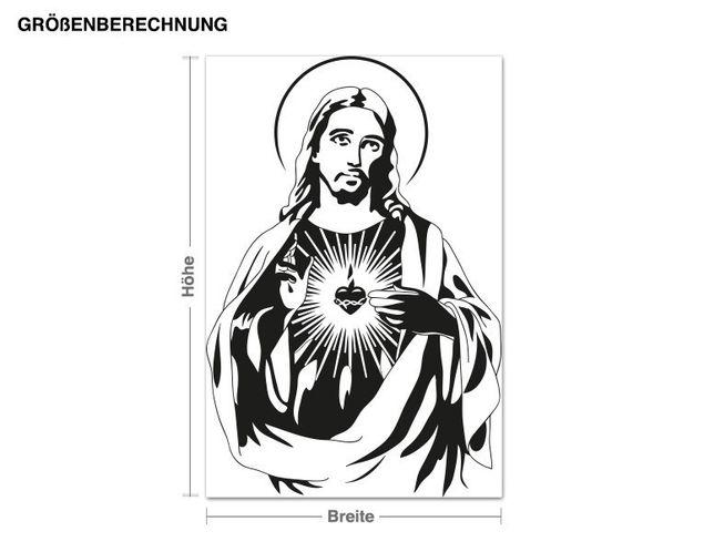Adesivo murale - Gesù
