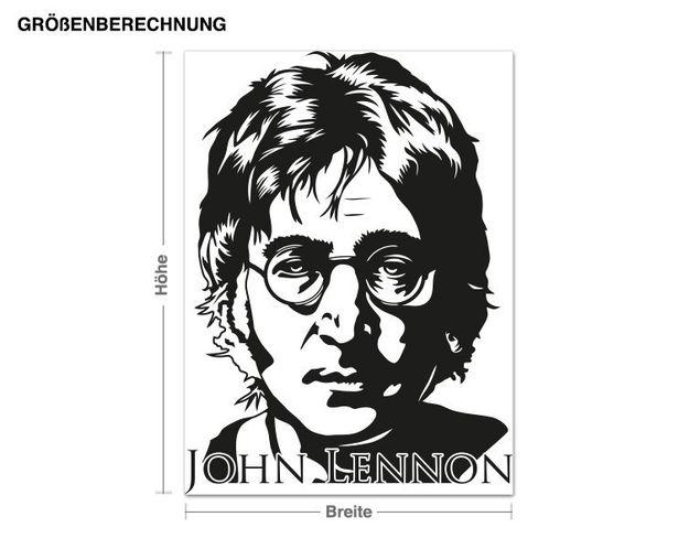Adesivo murale - John Lennon