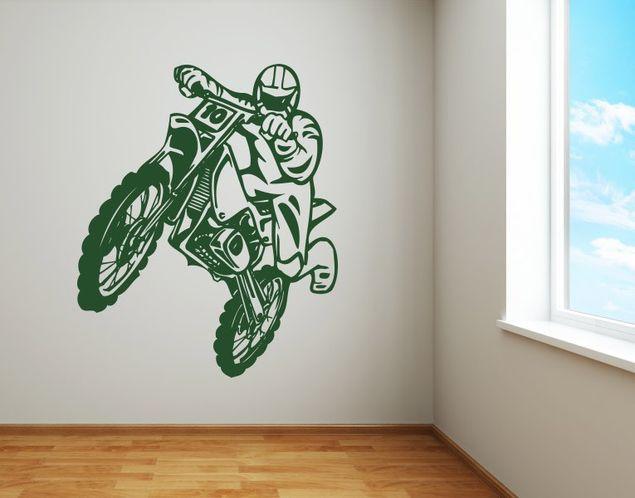 Adesivo murale - Motorsport