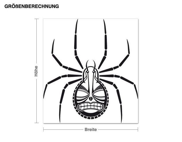 Adesivo murale - ragno