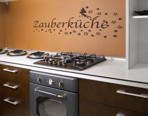 Adesivo murale - cucina magica